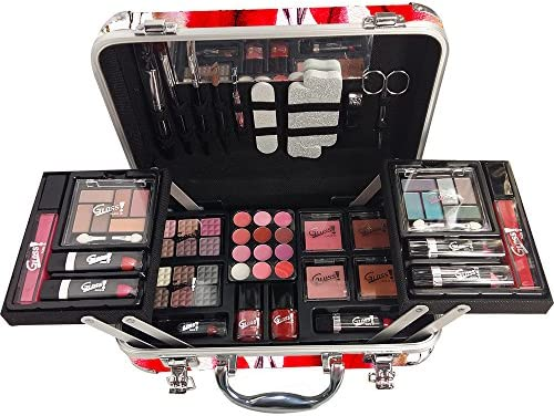 Gloss - caja de maquillaje, caja de regalo para mujeres - Maquillaje - Semana de la moda - 64 piezas: Amazon.es: Belleza