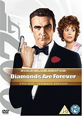 Amazon.com: Diamonds Are Forever [DVD]: Sean Connery, Charles Gray, Bruce  Cabot: Movies & TV