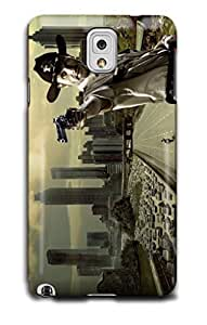 Tomhousomick Custom Design The Walking Dead Case for Samsung Galaxy Note 3 Phone Case Cover #84