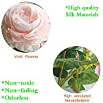 cn-Knight-Artificial-Flower-12pcs-24-Silk-Peony-Long-Stem-with-2-Blossoms-and-1-Bud-Faux-Flower-for-Wedding-Bridal-Bouquet-Bridesmaid-Home-Dcor-Office-Baby-Shower-CenterpieceLight-Pink