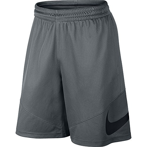 NIKE Men's HBR Shorts, Cool Grey/Cool Grey/Cool Grey/Black, 2X-Large