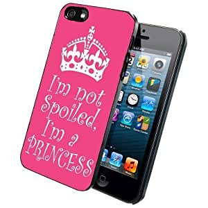 Im Not Spoiled, Im a Princess iPhone 5/5S Case Back Cover