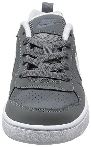 Grigio Borough White Scarpe Basket da Grey 002 Nike Low GS Cool Bambino Court 8nxwRp46