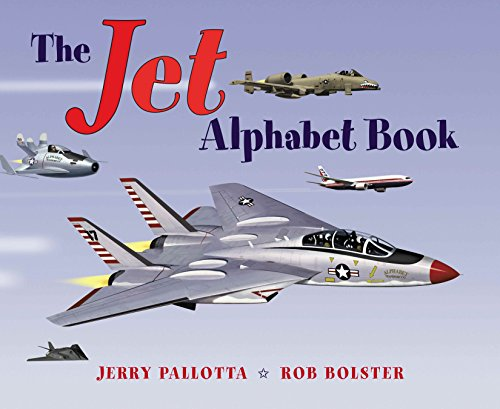 The Jet Alphabet Book (Jerry Pallottas Alphabet Books)