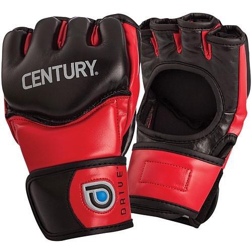 CENTURY DRIVE FIGHT GLOVE RED/BLACK XL