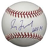#3: Greg Maddux Atlanta Braves Signed Rawlings Official MLB Baseball HOF 14 BAS