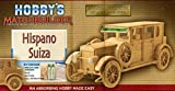 Hobbys Matchbuilder Hispano Suiza Car # 6111