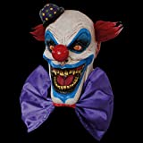 Chompo the Clown Latex Mask Evil Killer Klown Halloween Ghoulish Productions