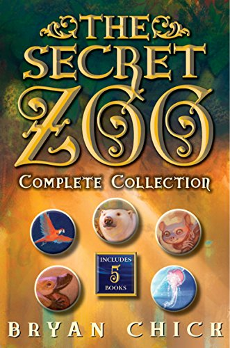 The Secret Zoo Complete Collection: Books 1-5