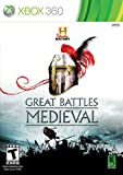 History Great Battles Medieval - Xbox 360