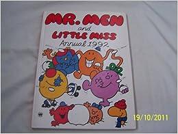 Mr. Men Annual 1992 (Annuals)