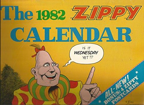 The 1982 Zippy Calendar ()