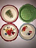 The Pioneer Woman 5 Inch Mini Pie Plate Mixed Set