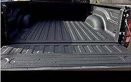 Custom Coat SAFETY ORANGE Urethane Spray-On Truck Bed Liner Kit w/FREE Roller, Tray & Brush, 4 Liters