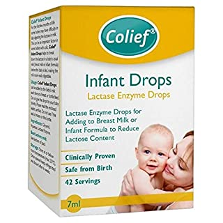 (4 Pack) - Colief Infant Drops| 7 ml |4 Pack - Super Saver - Save Money