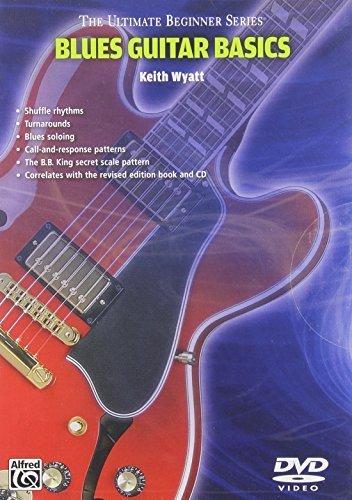 Ultimate Beginner Blues Guitar Basics: Steps One & Two, DVD by Keith Wyatt (2002-11-01)
