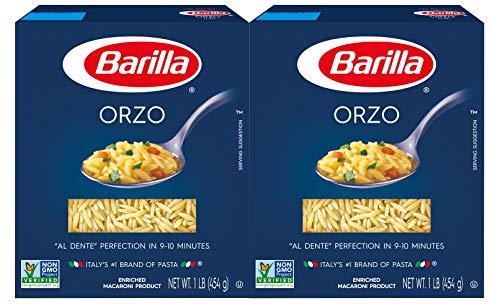 Orzo Noodles