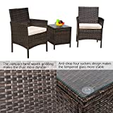 Flamaker 3 Pieces Patio Furniture Set Outdoor