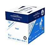 Hammermill Paper, Tidal 24lb, 8.5x11, Letter, 92 Bright, 2,000 Sheets/Express Pack (no ream wrap) (162350) Made In The USA