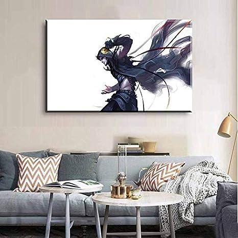 Sans Cadre Toile Imprime Dessin Peinture Photo Salon Mur Art Décor Pick