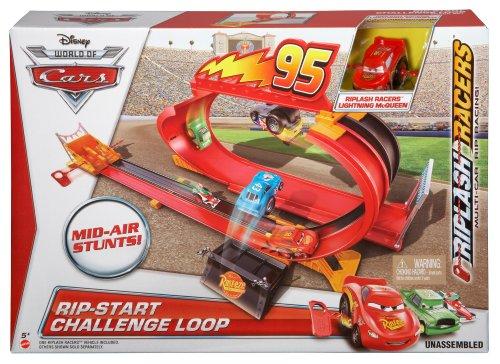 Disney/Pixar Cars Riplash Racers Rip-Start Challenge Loop Trackset