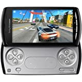 Sony Ericsson Xperia PLAY / R800 SIMフリー スマートフォン , Android OS , スライド 4.0 inch ディスプレイ , MSM8255 1.0GHz, 5.1MP Rear カメラ [並行輸入品]