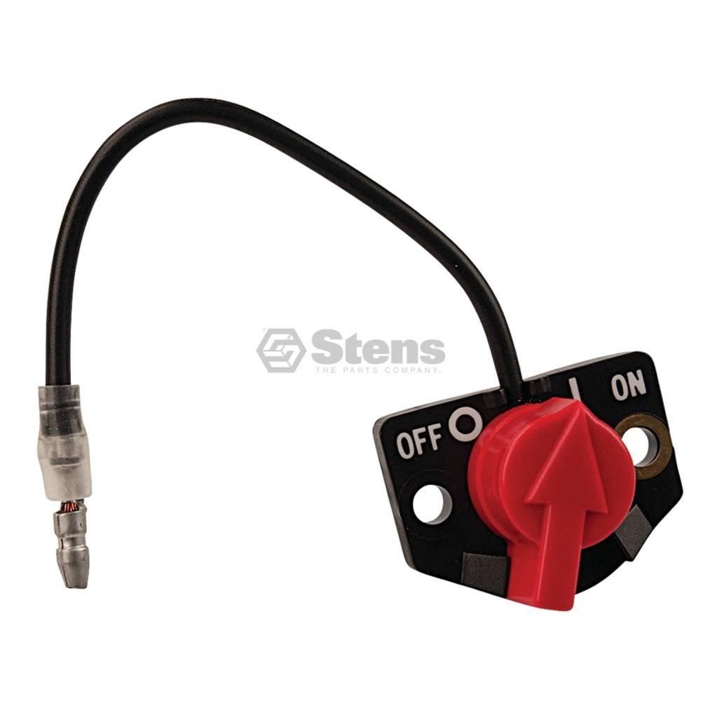 Stens 058-121 Switch Assembly, Subaru 066-00004-81
