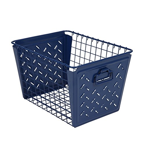 Spectrum Diversified Macklin Medium Basket, Navy