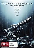 Prometheus / Alien / Aliens / Alien 3 / Alien Resurrection | 5 Discs | NON-USA Format | PAL | Region 4 Import - Australia