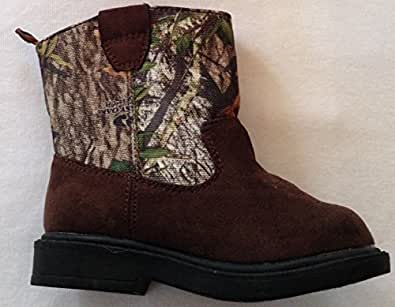 Faded Glory Infant/Toddler Boys' Warren Cowboy Boots (3)