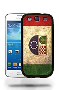 Bosnia and Herzegovina Vintage Flag Phone Case Cover Designs for Samsung Galaxy S3