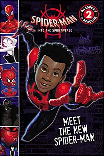 629499a4 Amazon.com: Spider-Man: Into the Spider-Verse: Meet the New Spider ...