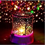 Innoo Tech**LED Star Night Light Projector Lamp,Colorful Starry Night,Bed Side Lamp