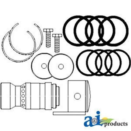 Amazon Com 1272964c94 Conversion Kit Ih To Iso Couplers Fits Case