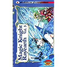 Magic Knight Rayearth T.5