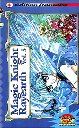 Télécharger en ligne Magic knight Rayearth - Manga player Vol.5 pdf