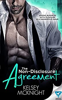 The Non-Disclosure Agreement by [McKnight, Kelsey]