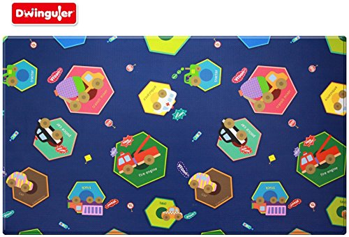 Dwinguler My Town Large Kid's Playmat by Dwinguler (Image #1)