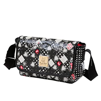 Amazon.com   Hello Kitty Crystal Ball Shoulder Bag Parisian S(APPLE CHECK)    Diaper Tote Bags   Baby 9aa63b194ad68