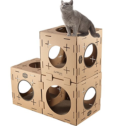 Expandable Cat Tunnel (Creation Core 11.8