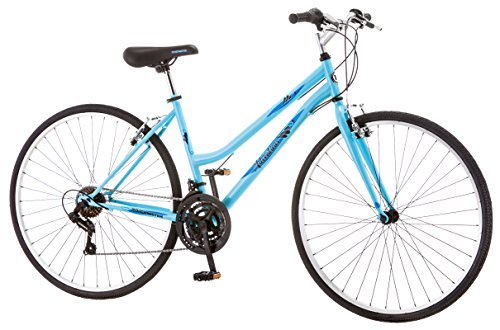 "Roadmaster Women's Adventurers 700C Bicycle, Blue, 16""/Small"