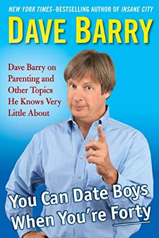 book cover of You Can Date Boys When You\'re Forty