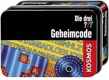 Kosmos 631048 Deducción - Juego de tablero (Deducción, 8 año(s), 75 x 110 x 40 mm, 75 mm, 110 mm, 40 mm) , color/modelo surtido: Amazon.es: Juguetes y juegos