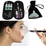 Nasal Sinus Lung Cleanse uses Essential Oils to clean deep. Great for Smokers!