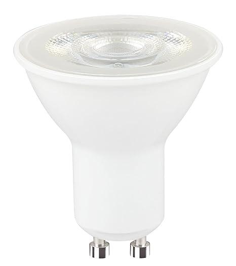 LEDs Change The World Bombilla LED regulable GU10 65 W halógena-repuesto 1,200 Candela 230