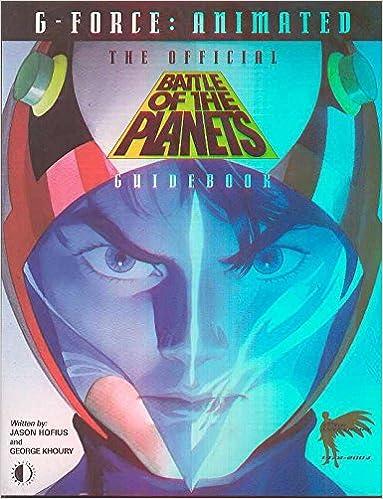 G-Force Animated: Amazon.es: Jason Hofius, George Khoury ...