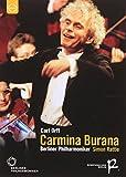 Carl Orff CARMINA BURANA Berliner Philharmoniker Simon Rattle