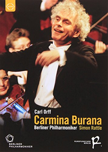 Carl Orff CARMINA BURANA Berliner Philharmoniker Simon Rattle by Nathan