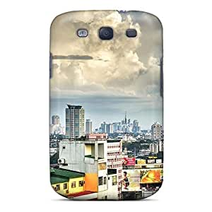Fashion Design Hard Case Cover/ FMoXziN1015nfzSV Protector For Galaxy S3