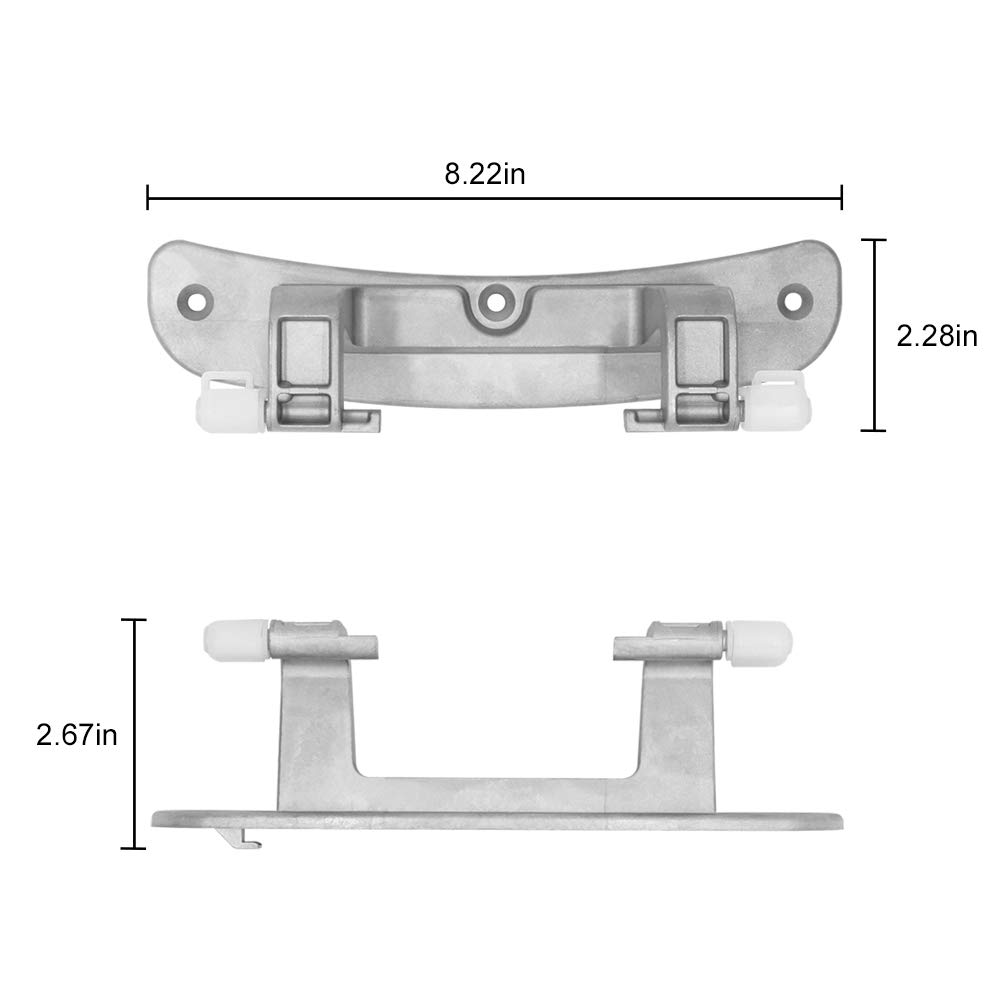 AMI PARTS 134550800 Washer Door Hinge Replacement
